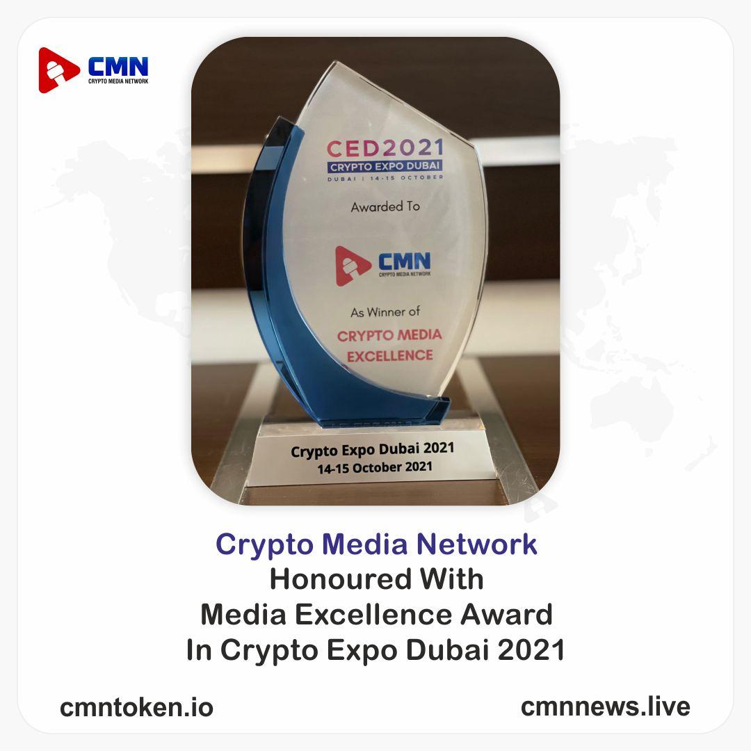 crypto media award